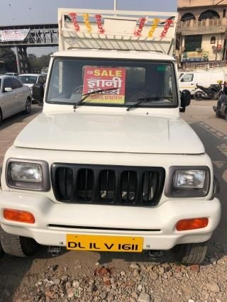 Mahindra Bolero Pick UP FB 2014
