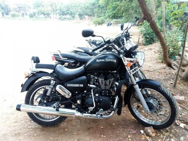 Royal Enfield Thunderbird 350cc 2017