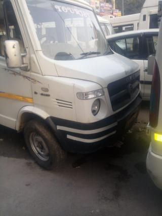 Force Motors Traveller Mini Bus 11 Seater 2012