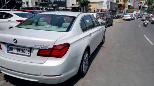 BMW 7 Series 730Ld Eminence 2014