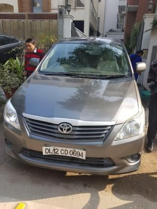 Used Toyota Innova Car Price in India, Second Hand Car