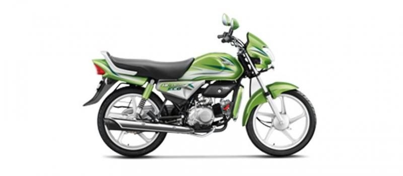 Hero HF Deluxe Eco 100cc 2019