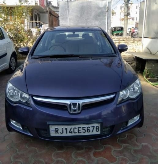 Honda Civic 1.8V MT 2007