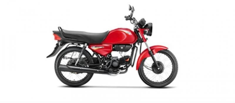 Hero HF Dawn 100cc 2019