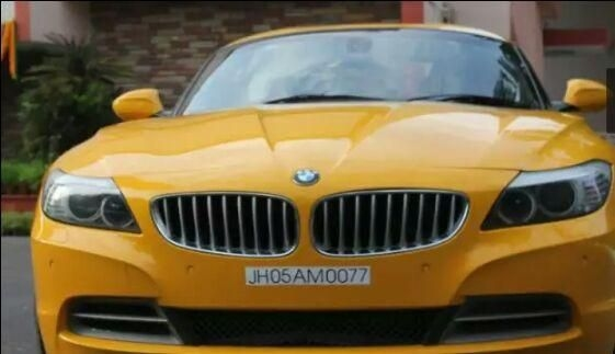 BMW Z4 Roadster sDrive 35i 2012