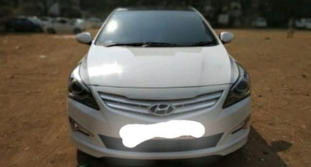 Hyundai Verna 1.6 CRDI SX Plus AT 2016