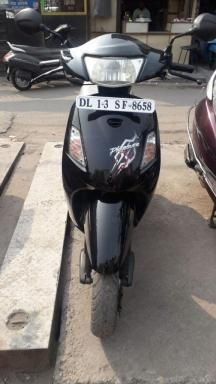 Hero Pleasure 100cc 2010