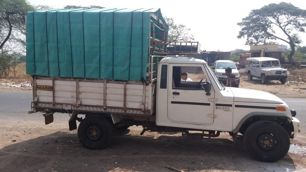 Mahindra Bolero Pick UP Truck for Sale in Solapur- (Id: 1417029027) - Droom