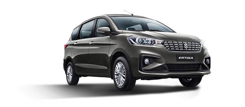 Maruti Suzuki Ertiga ZXI AT Smart Hybrid 2019