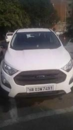 Ford EcoSport Ambiente 1.5L TDCi 2018