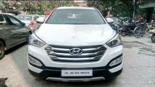 Hyundai Santa FE 2WD AT 2014