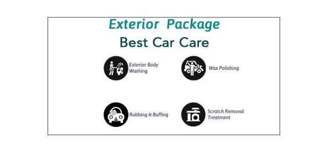 Exterior Car Care Detailing - Best Car Cleaning Solution
