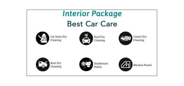 Interior Car Care Detailing - Best Car Cleaning Solution