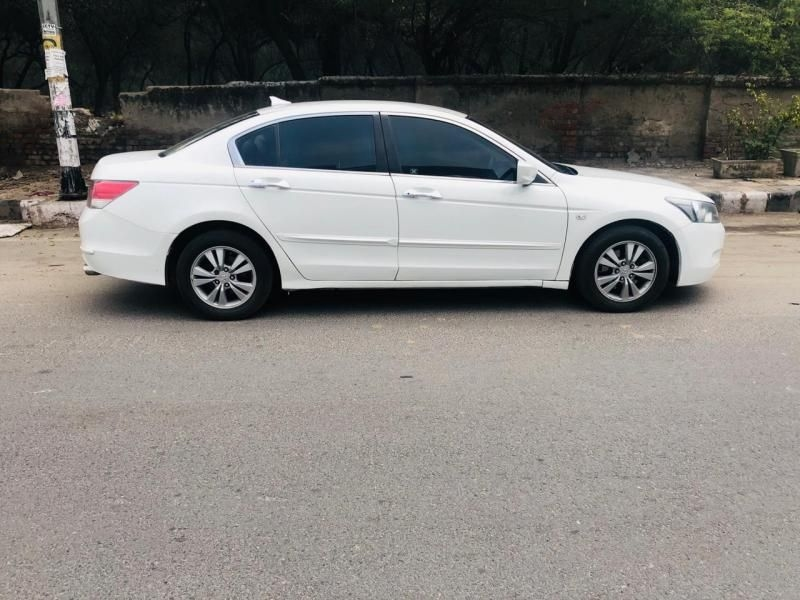 Honda Accord 2.4 i-VTEC MT 2008