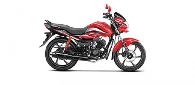 Hero Passion Pro 110cc Drum 2019