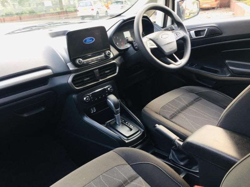 Ford EcoSport Trend + 1.5L Ti-VCT AT 2017