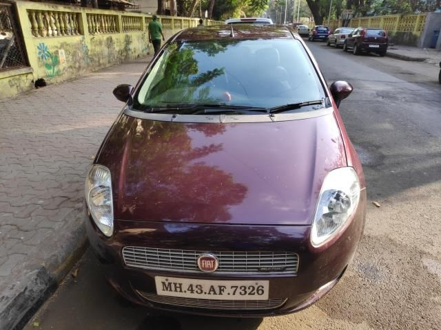 Fiat Grande Punto EMOTION PACK 1.3 2011