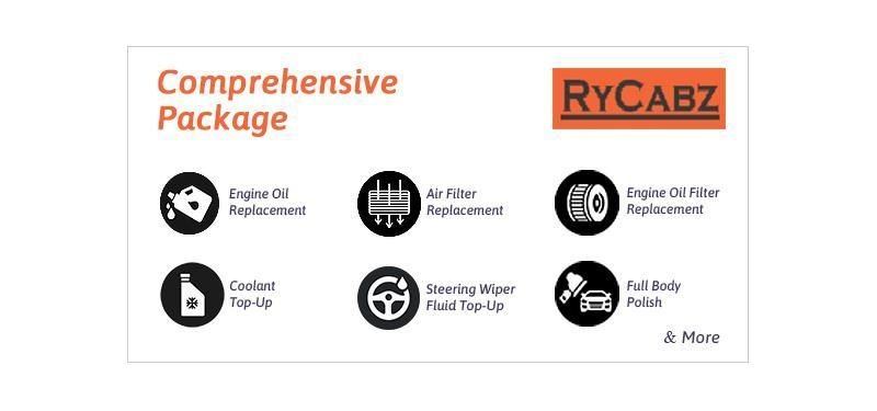 Comprehensive Servicing - Rycabz