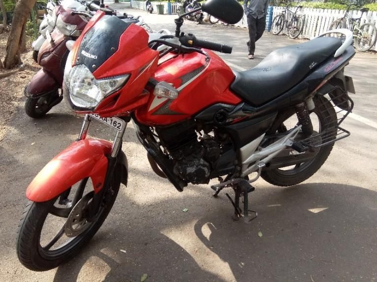 Suzuki Gs 150 R Bike for Sale in Pune- (Id: 1417527608) - Droom