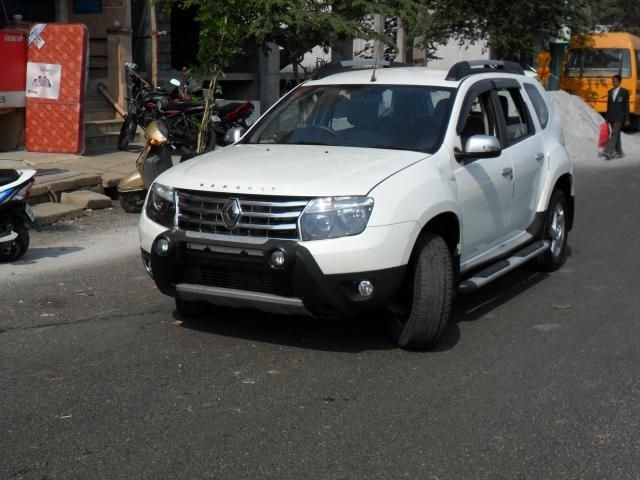 Renault Duster 110 PS RXZ 2015