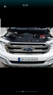 Ford Endeavour Trend 2.2 4x2 MT 2016