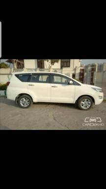 Toyota Innova Crysta 2.8 ZX AT 7 STR 2018
