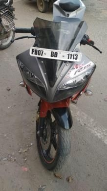 10 Used Yamaha Yzf-r15 in Ludhiana, Second Hand Yzf-r15