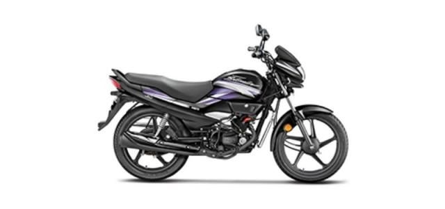 Hero New Super Splendor IBS I3S 125CC 2019