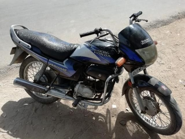 Hero Passion 100cc 2006