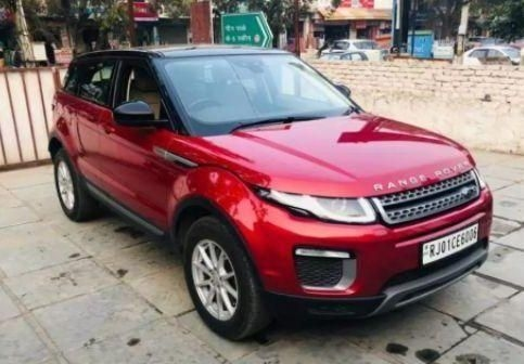 Land Rover Range Rover Evoque Dynamic SD4 2016