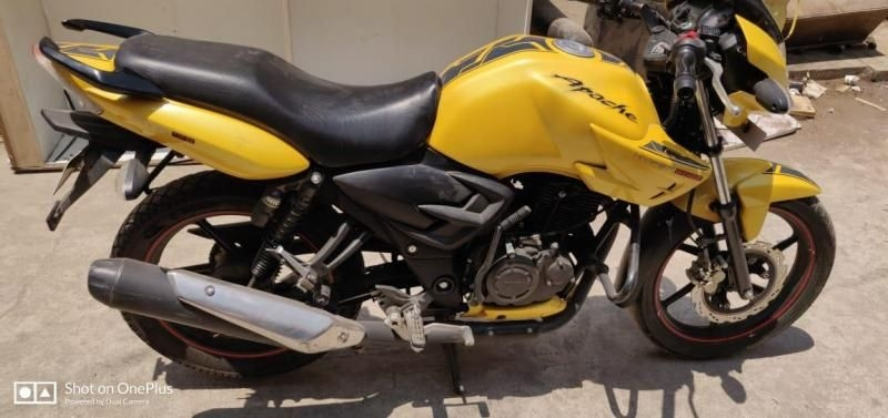 Tvs Apache Rtr Bike for Sale in Bangalore- (Id: 1417606800) - Droom