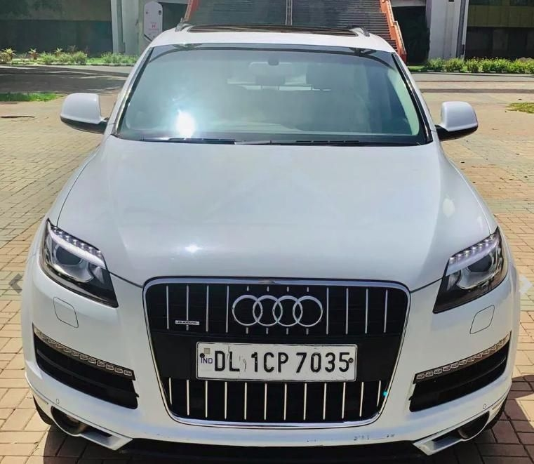2013 Audi Q7 Tdi: Audi Q7 Premium / Super Car For Sale In Delhi- (Id
