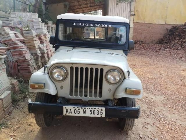 Used Mahindra Jeep Price in India,Second Hand Car Valuation