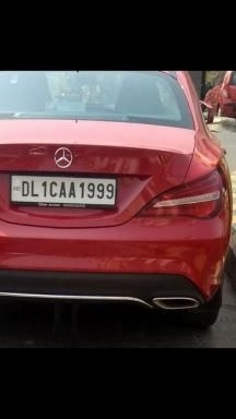 Mercedes-Benz CLA 200 CDI Style 2018