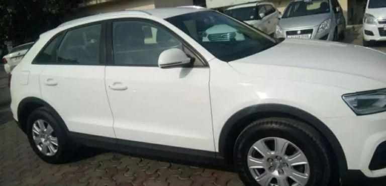 Audi Q3 35 TDI Technology 2017