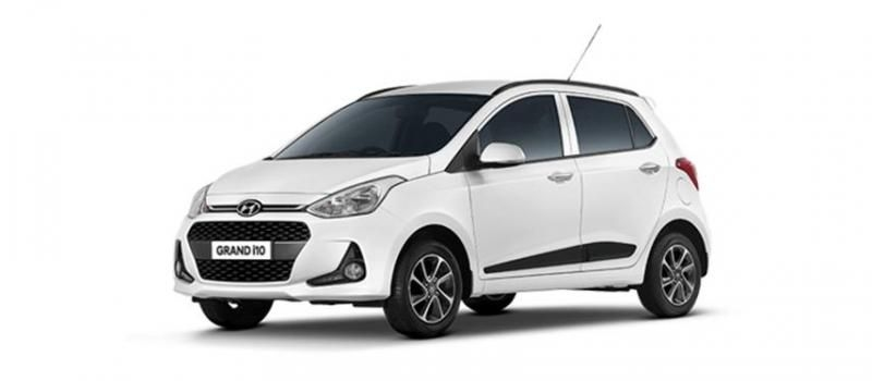Hyundai Grand i10 Sportz (O) AT 1.2 Kappa VTVT 2019