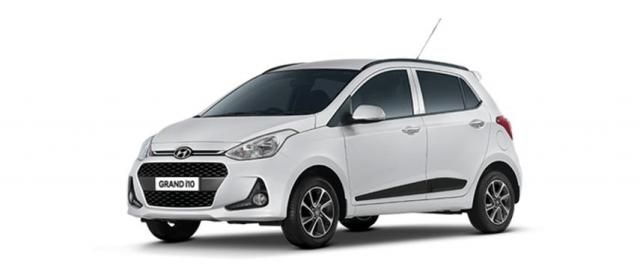 Hyundai Grand i10 Magna AT 1.2 Kappa VTVT 2020