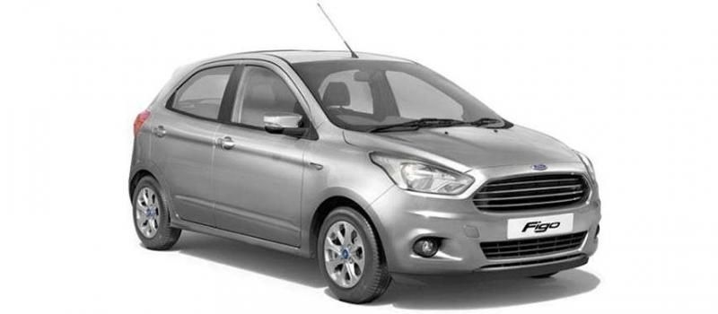 Ford Figo Titanium 1.5 Ti-VCT AT 2018