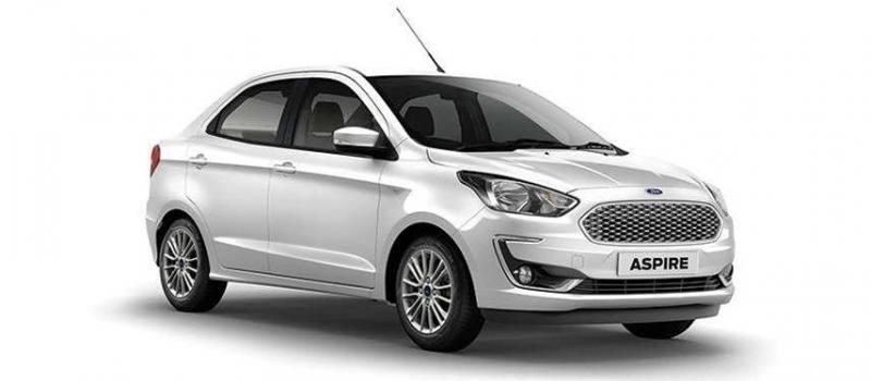 Ford Aspire Ambiente 1.2 Ti-VCT 2018