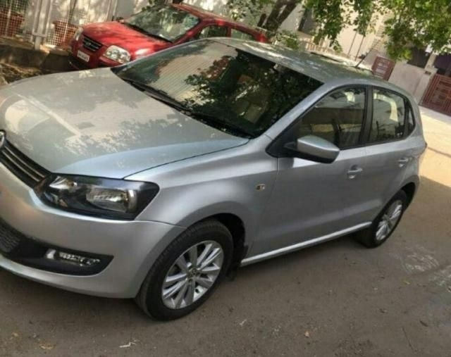Volkswagen Polo 1.2 TDI Highline 2010