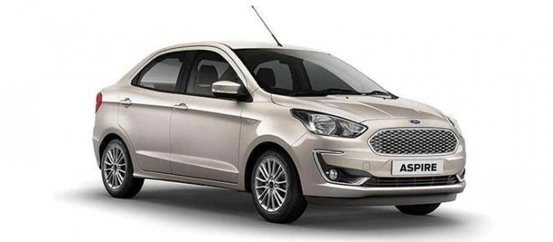 Ford Aspire Titanium Plus 1.2 Ti-VCT 2018