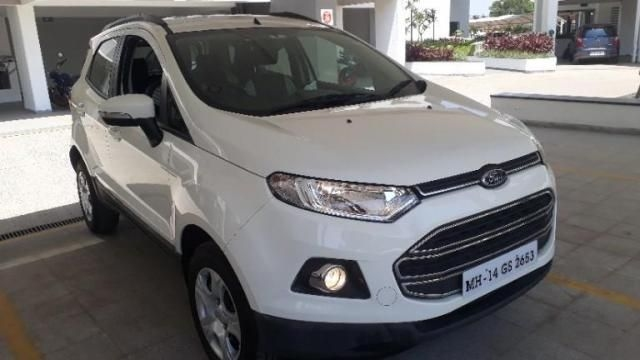 Ford EcoSport Trend+ 1.0 EcoBoost 2017