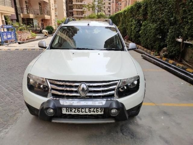 Renault Duster 110 PS RXL Adventure 2015