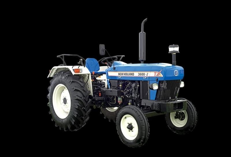 New holland 50 hp tractor