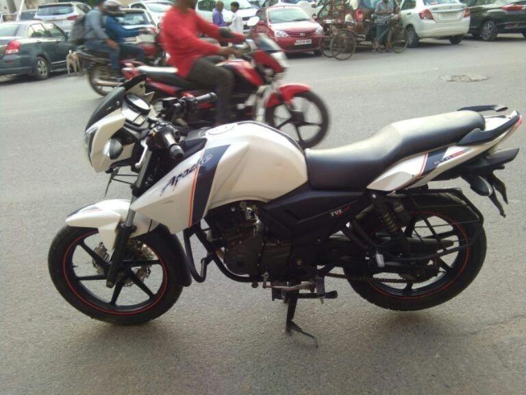 Tvs Apache Rtr Bike for Sale in Delhi- (Id: 1417677283) - Droom