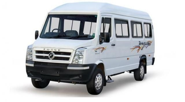 Force Traveller 3700 12 SEATER PS ABS HB VTS 2020