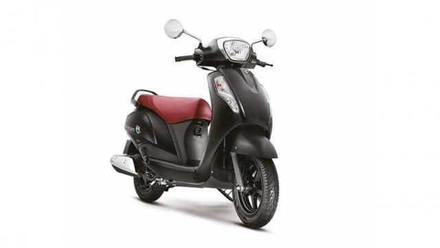 Suzuki Access Special Edition Disc-125cc 2019