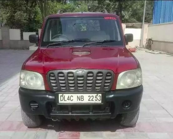 Mahindra Scorpio 2.6 TURBO 7 STR 2007