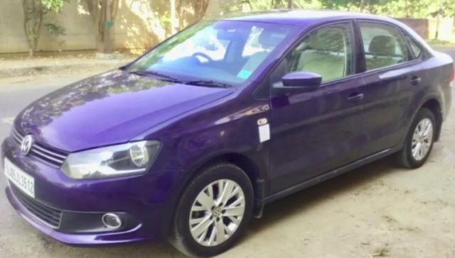 Volkswagen Vento 1.5 TDI Highline AT 2015