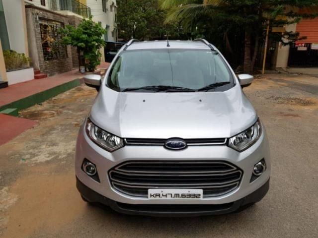 Ford EcoSport Titanium + 1.5L Ti-VCT AT 2017